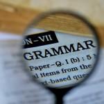 Online grammar checker