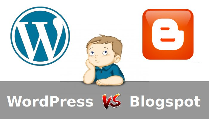 WordPress Vs. Blogspot