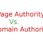 Domain Authority vs. Page Authority