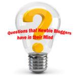 Newbie Bloggers