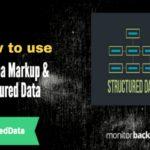 Schema Markup And Structured Data