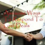 Respond To Lost Deals
