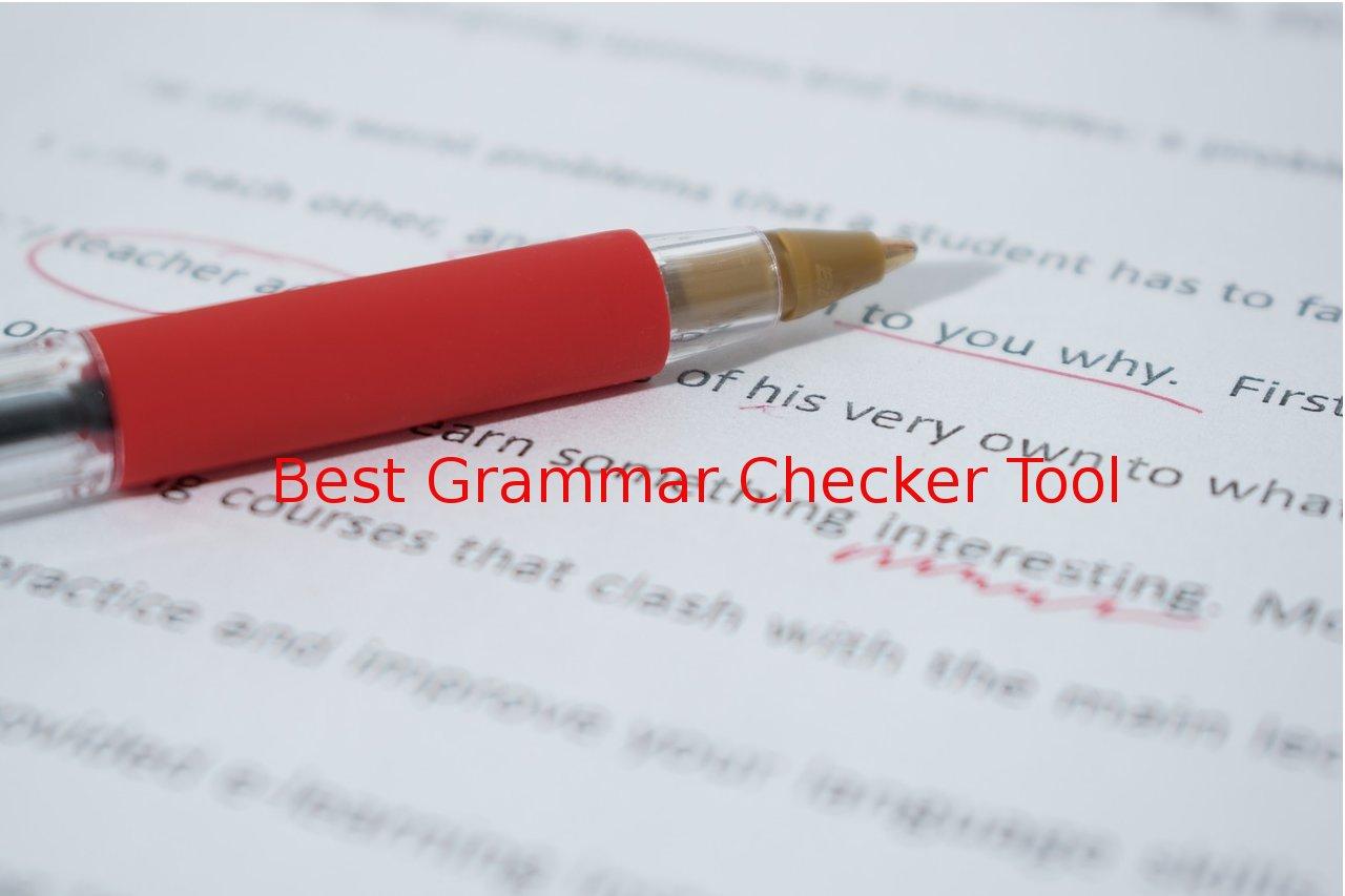 best Grammar checker tool