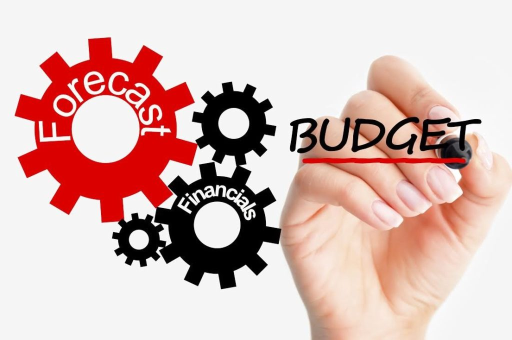 Budget management for entrepreneurs