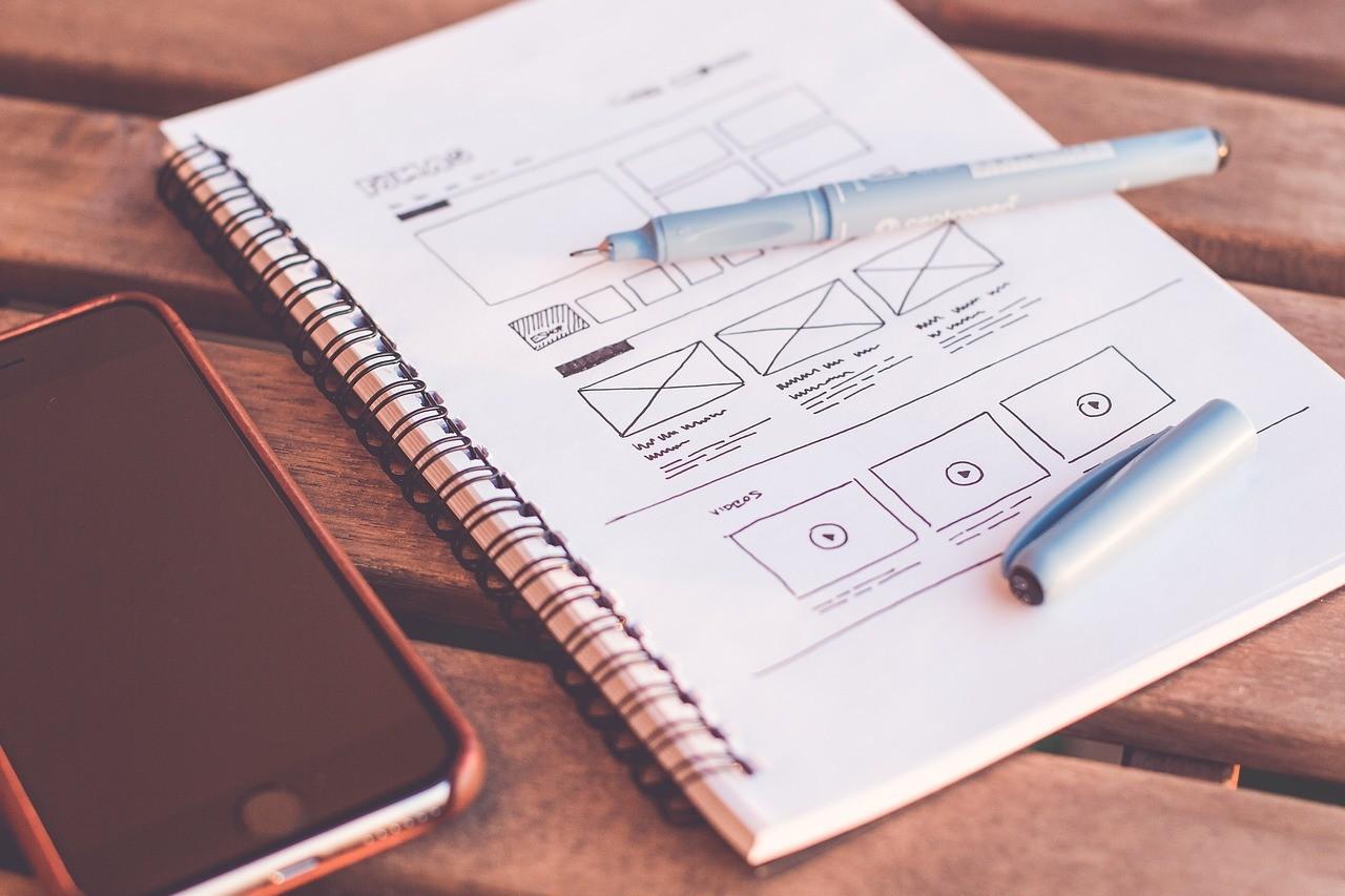 First Impression in Web Design