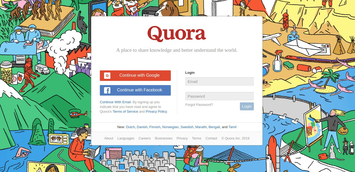 Quora can help you get more traffic