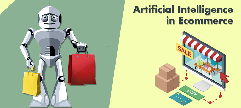 eCommerce companies using artificial intelligence
