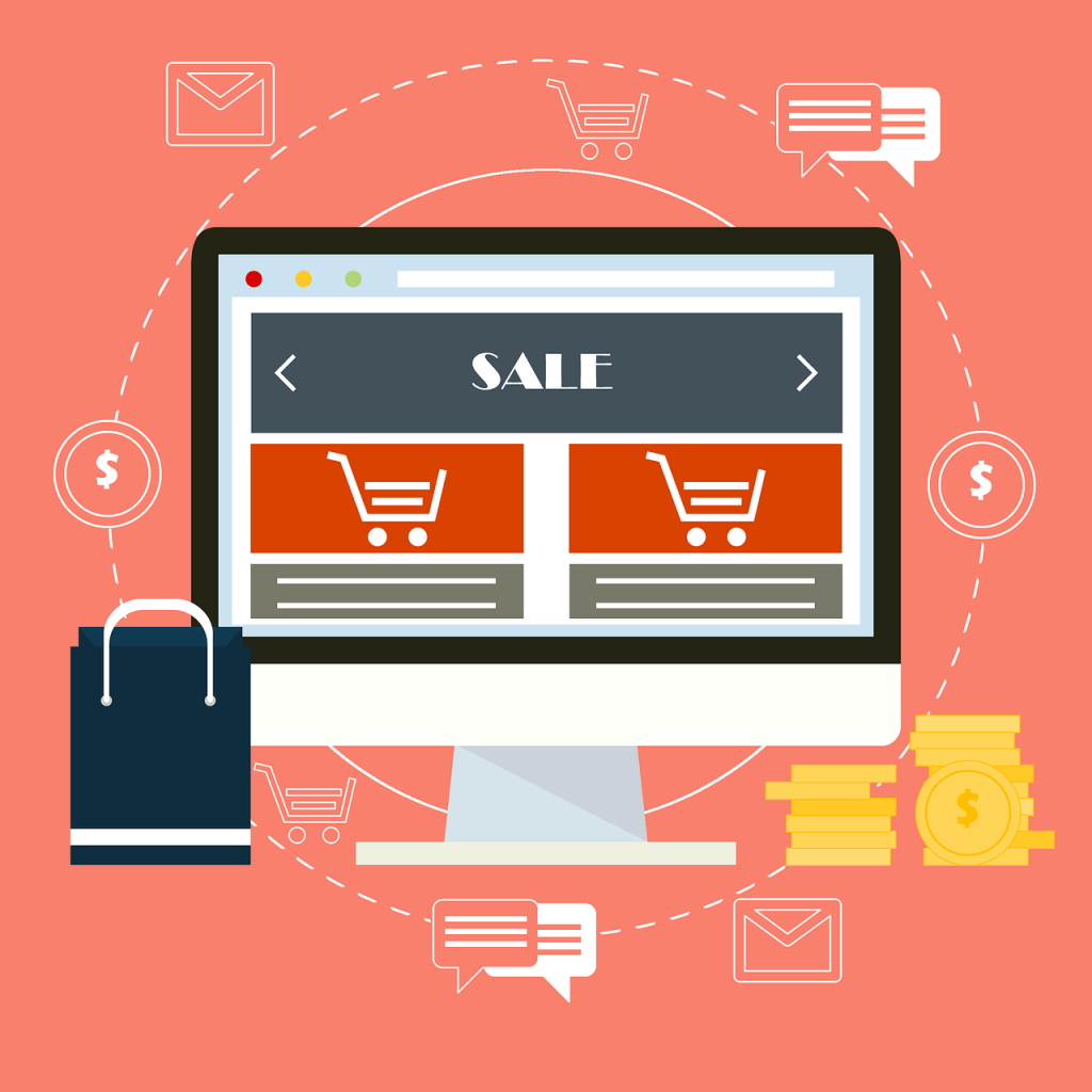 Competition with eCommerce Store