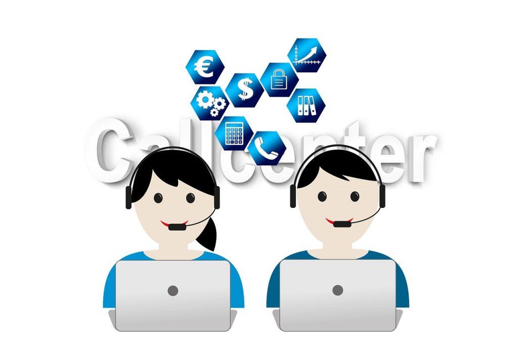 Hybrid Call Center