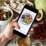 Food blogging on Instagram