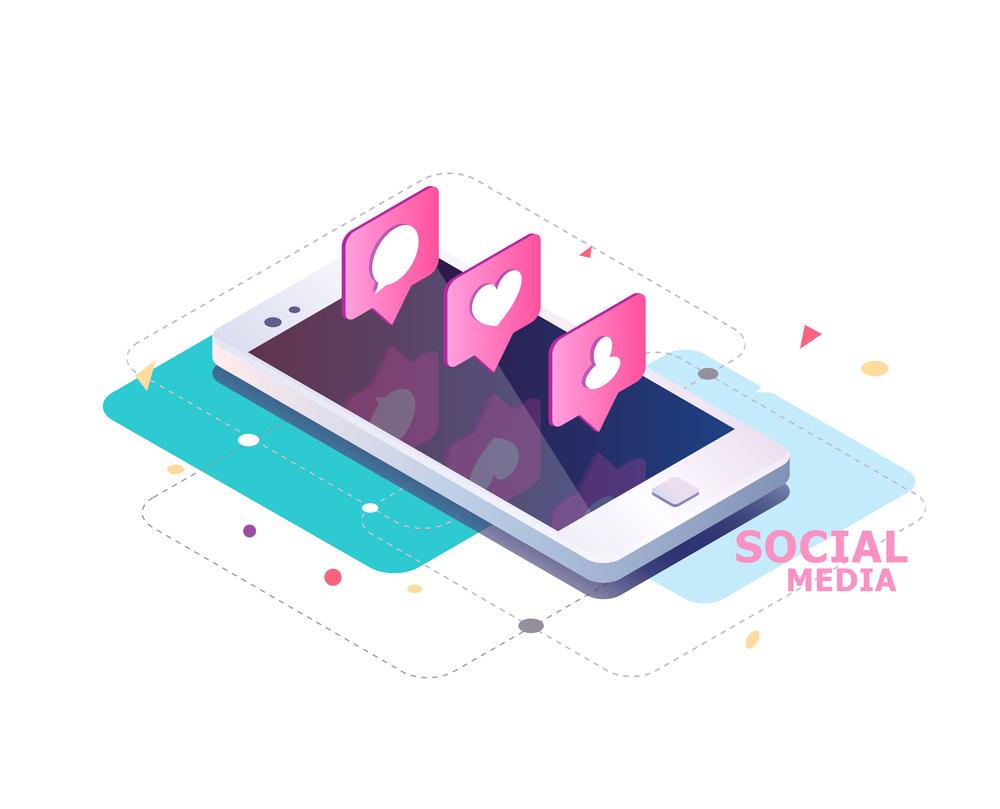 Customers Via Social Media