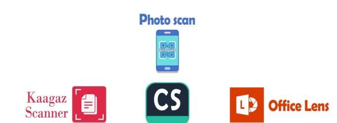 cam scanner alternative apps