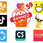 chinese banned apps