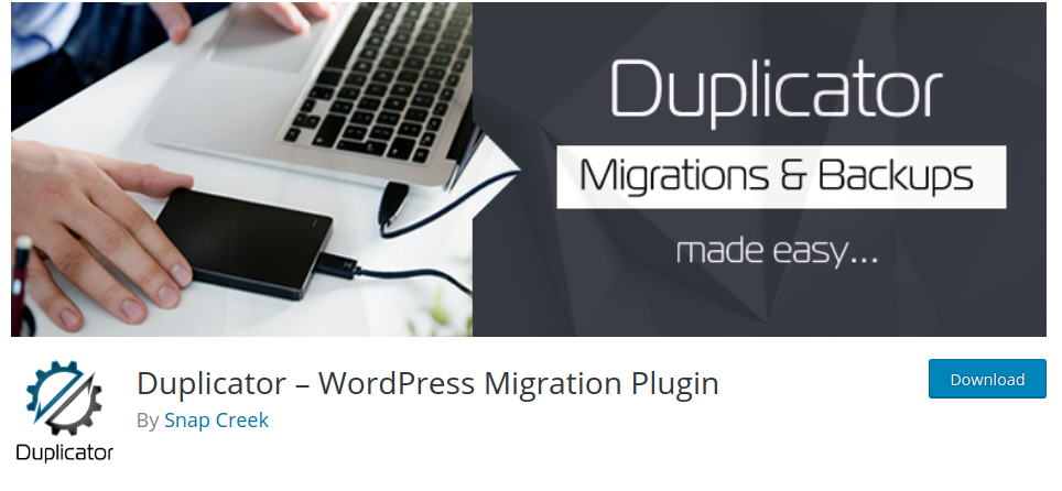 Top WordPress migration Plugins to Migrate your WordPress site