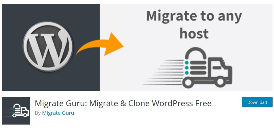 Top WordPress migration Plugin to Migrate your WordPress site