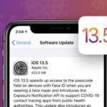 Apple iOS13.5 features