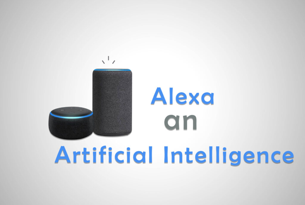alexa an ai device