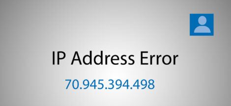 How To Fix All The Possible IP Address Errors?
