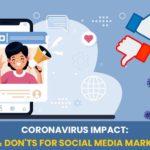 Coronavirus Impact on Social Media Marketing