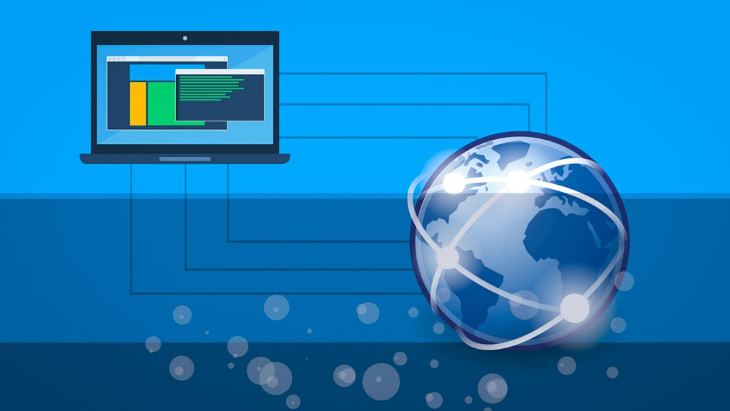 find IP address