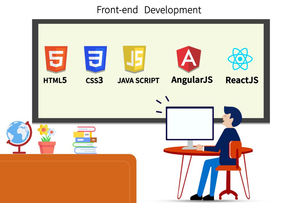 front- end web developer
