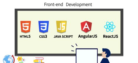 front- end web developer