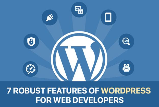 wordpress features