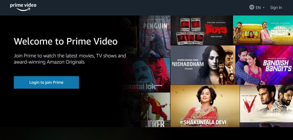 Sites to watch Tv Series Online Free