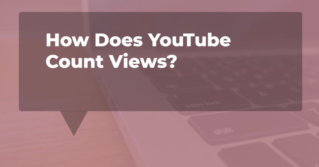 youtube count views