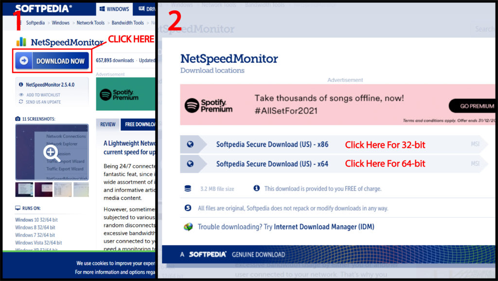 Watch Real-Time Internet Speed on Your Taskbar - Tricky Enough