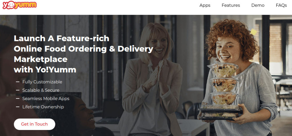Food Delivery Website