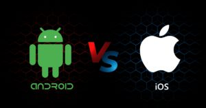 iOS vs. Android: Which is Better for Mobile App Development in 2021?