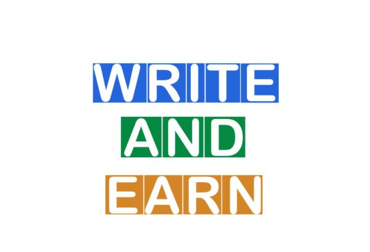 Make Money Online by Writing Content