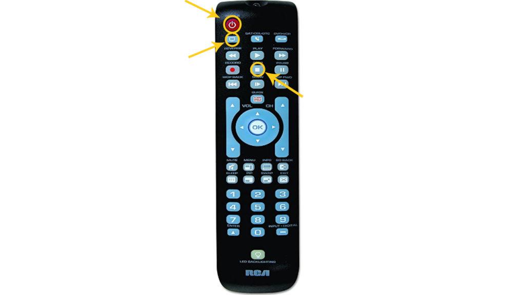 Program Universal Remote Control?