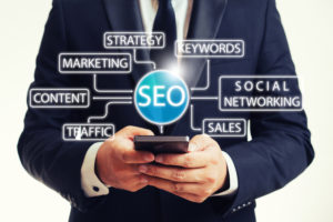What types of SEO content are there?