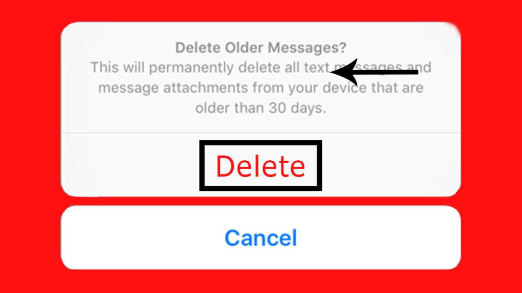 Not Receiving Texts