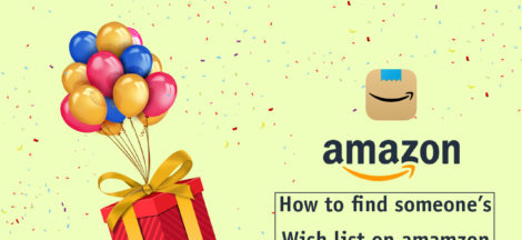 How to Find Someone's Wish List on Amazon?