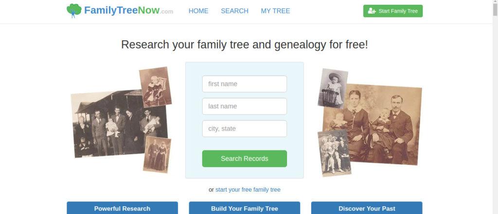Family Tree now