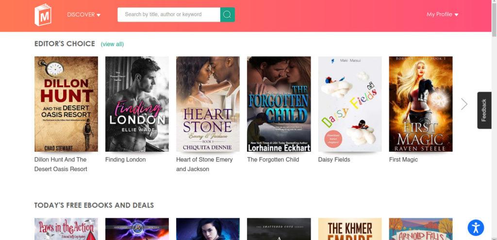Muchos libros son un sitio web para descargar libros gratis.