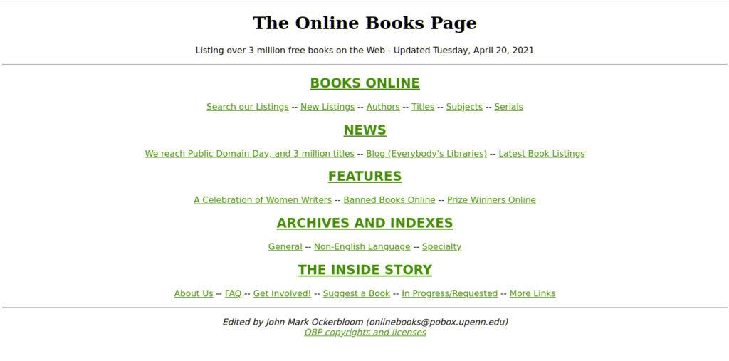 Página del libro de esquema