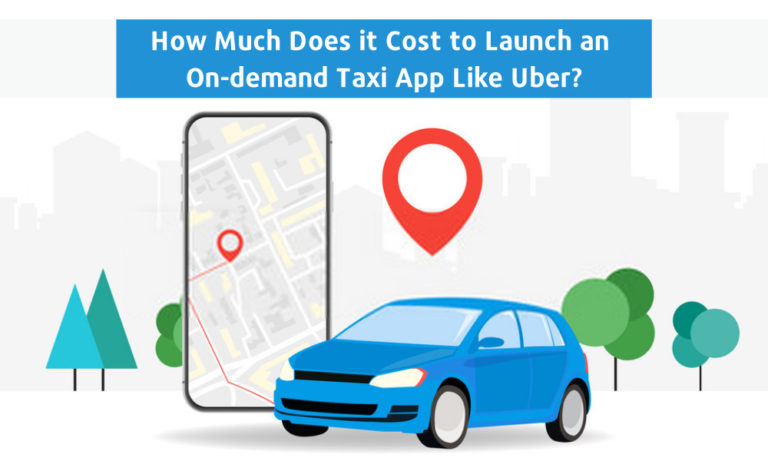 How much does it cost to launch an on-demand taxi app like ...