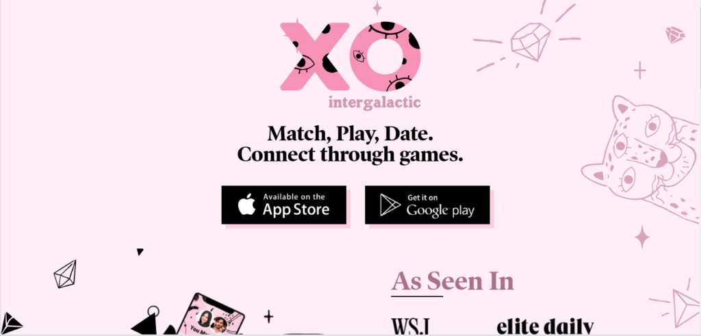XO dating app is the best dating app if you love to play games and make connections.
