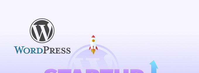 Startups Prefer WordPress