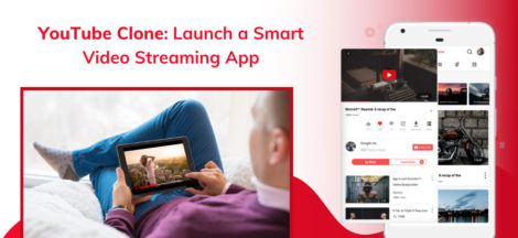 YouTube Clone Launch a smart video streaming app-48a09d34
