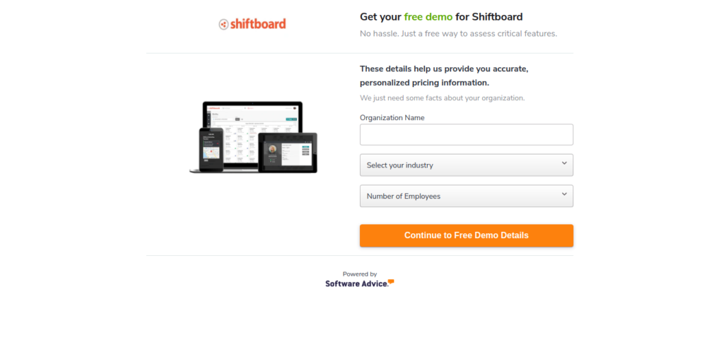 Shiftboard home page best employee scheduling software used for hour based workers.