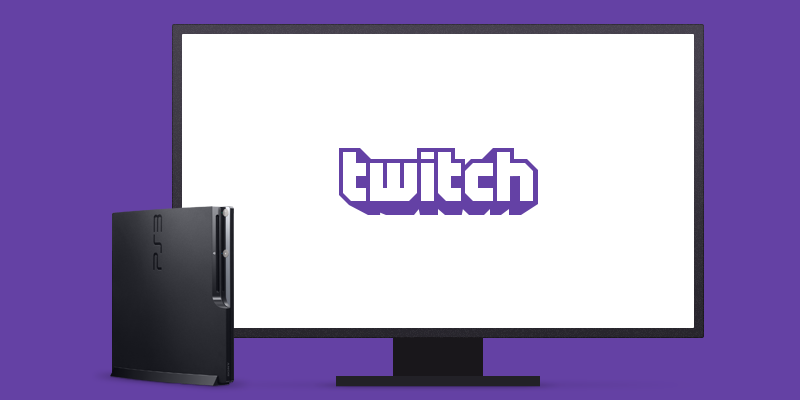 Can we Stream on Twitch from Console?